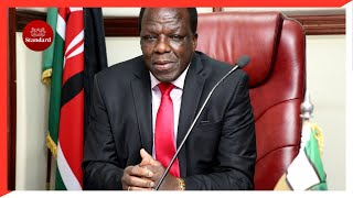 Oparanya announces that ODM will form a coalition with other political parties ahead of 2022 polls