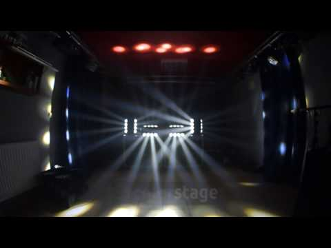 Colorstage LISTWA LED DUAL SPIDER 4in1 RGBW