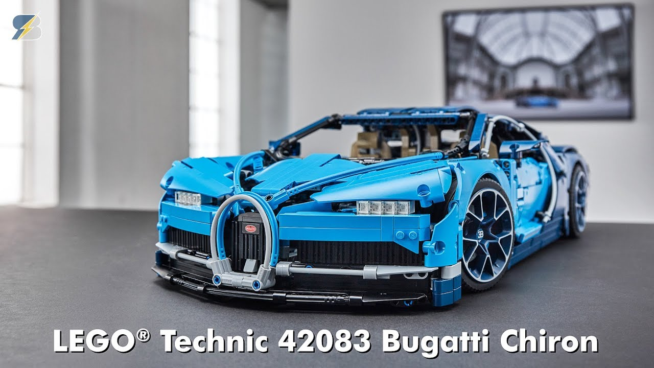 lego technic 42083 bugatti chiron officially revealed. Black Bedroom Furniture Sets. Home Design Ideas