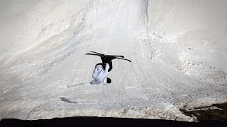 Candide Thovex Bouncing Around