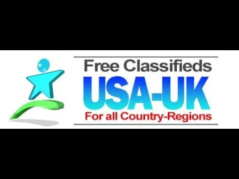 Post free classified ads at usauk-classifieds com without registration