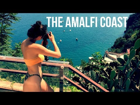 Italy's Amalfi Coast | ¡Qué buena Fortuna!