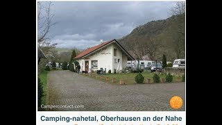 Camping-Nahetal in Oberhausen an der Nahe
