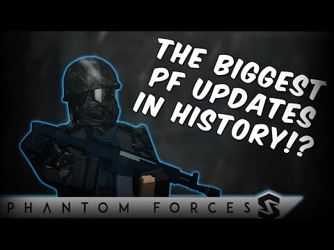 The New G36c Is Bad Roblox Phantom Forces New Update New G36 Models I Played Phantom Forces Without Glasses Youtube