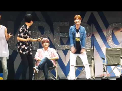 160705 Super Camp Mexico City Kyuhyun's Mission: Girl Group Dance