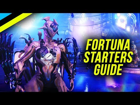WARFRAME: Fortuna Starters Guide - Beginner Tips For Warframe's New Expansion thumbnail