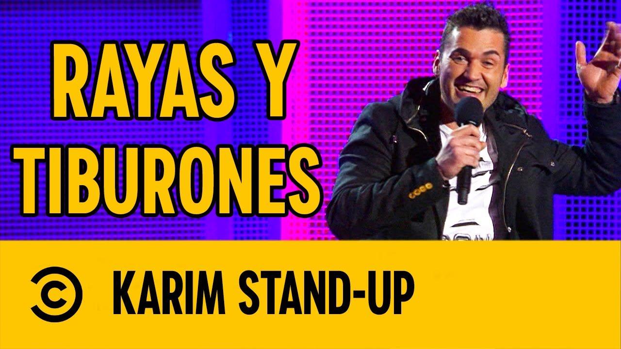 Bucear Es Como Irte De After | Karim | Stand Up | Comedy Central España