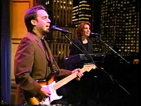 Crash Test Dummies - He Liked To Feel It Late Night with Conan O'Brien October 23, 1996