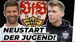Junge Wilde 2.0: Alles neu beim VfB Stuttgart!