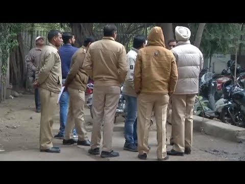 Post office security guard found dead in Delhi's Rohini