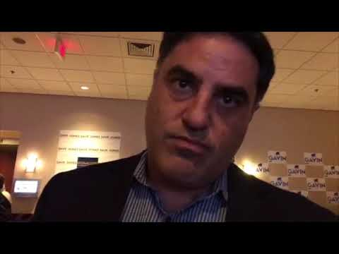 Interview with Cenk Uygur