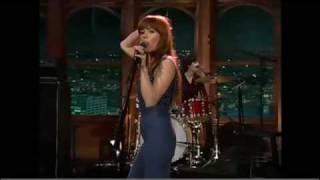 Jenny Lewis - See Fernando [Live @ Craig Ferguson Late Late Show]