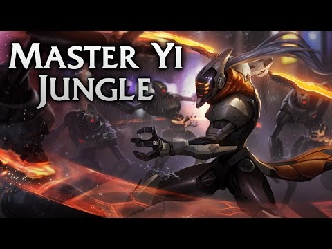 Project: Master Yi - Full Game Commentary