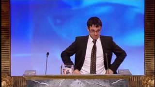 Simon Bird acceptance speech