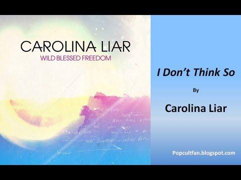 Клип Carolina Liar - I Don't Think So