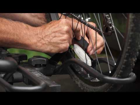 CCM 2-Bike Hitch Platform Carrier - Andrew's Testimonial