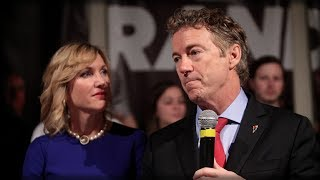 WHAT RAND PAUL'S WIFE JUST DID TO THE MEDIA IS DROPPING JAWS EVERYWHERE AS HIS HEALTH GETS WORSE