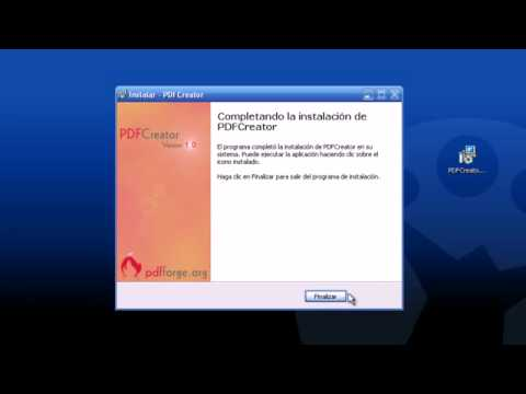 Cómo Instalar PDFCreator, La Mejor Impresora Virtual De PDF