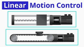 What is Linear Motion Control?