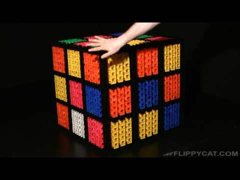 how to solve a 7x7 v cube