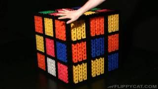 Giant Rubik's Cube Solved(, 2010-01-28T20:18:41.000Z)