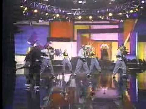 Marky Mark and The Funky Bunch on Arsenio Hall Show-Good Vibrations