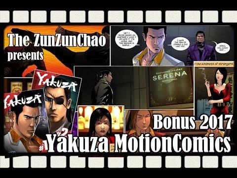 Yakuza Motion Comics: Pride of Kamurocho & Showdown at Serena (German Deutsch)