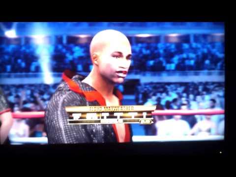 Fight Night Champion - Mayweather Vs Pacquiao (1 Punch KO) Buzzed & No Internet Til 7am??