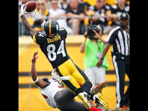 Pittsburgh Steelers Iphone Wallpaper Antonio Brown Highlights 2014 Part 1 Youtube