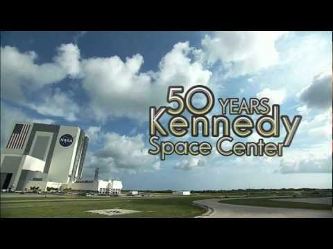 Kennedy Space Center 50th Anniversary Video