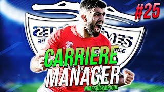 FIFA 19 | CARRIERE MANAGER NÎMES | #25 : NÎME EN LDC, POSSIBLE ?!