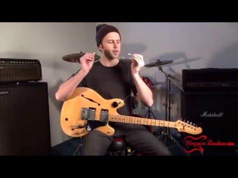 Noggin Rockers Guitar Amplifier