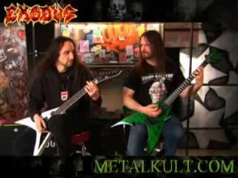 Exodus-Fabulous Disaster Guitar Lesson
