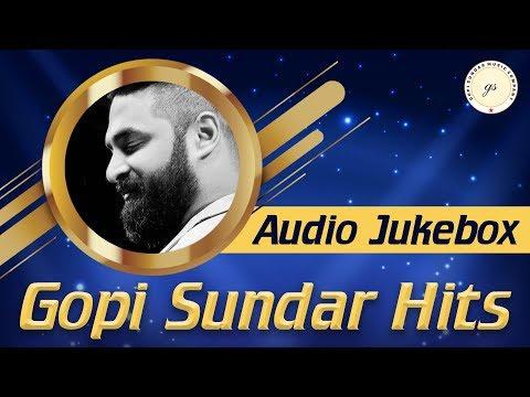 Gopi Sundar Hits Audio Jukebox   Best Songs From Gopi Sundar