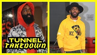 James Harden Rocks Louis Vuitton and Chris Paul Reps Black-Owned Brands | Tunnel Takedown