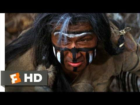 Jeremiah Johnson (6/7) Movie CLIP - Crow Warriors Attack (1972) HD