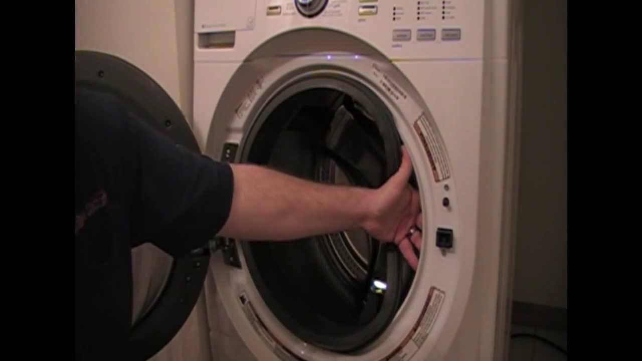 How To Replace A Door Lock On A Whirlpool Maytag Washer
