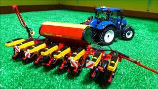 Największa kolekcja modeli maszyn rolniczych w Polsce - Siewniki