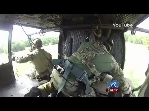 Thumbnail: Two FBI agents died during training exercise