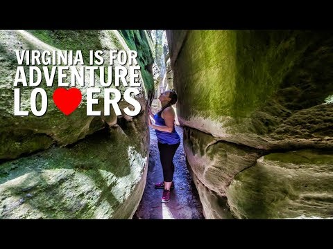 VIRGINIA IS FOR ADVENTURE LOVERS - Top Things to Do in Virginia