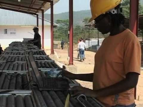 Sierra Leone Hopes to Become Africa's Biggest Exporter of Iron Ore