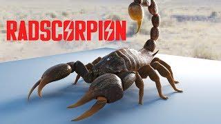 Creating a Fallout Radscorpion