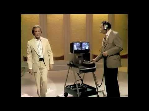 DICK CAVETT - AMPEX HS-200 DISC RECORDER DEMONSTRATION - 26/06/1972
