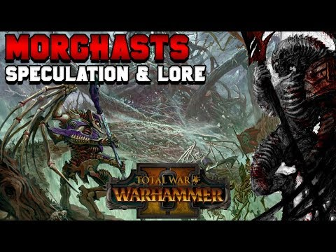 Morghasts: Heralds of the Accursed One - Unit Speculation & Lore - Total War: Warhammer 2 - 동영상