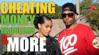 MARRIED COUPLE TALK: CHEATING, MONEY PROBLEMS, IN LAWS & MORE!! | KHRIS AND CHINA VLOG!!