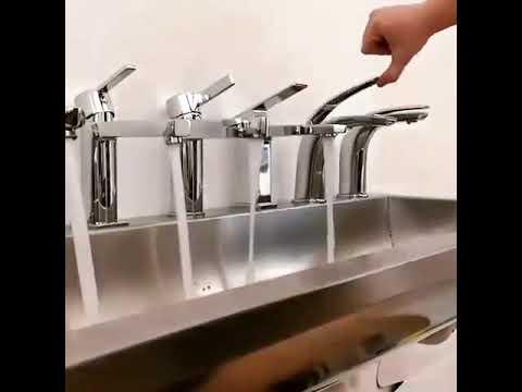 Смесители Webert для кухни, ванной
