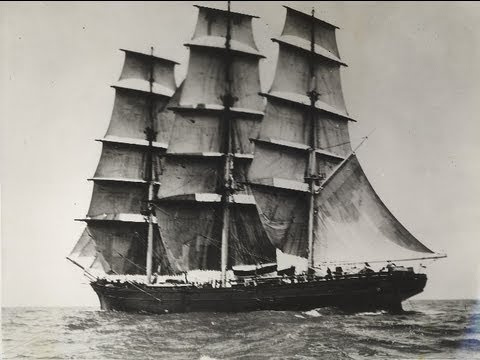 Why conserve the Cutty Sark? - Richard Doughty