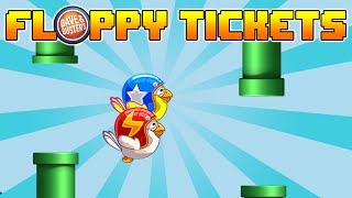 Flappy Bird Floppy Tickets - Arcade Ticket Game