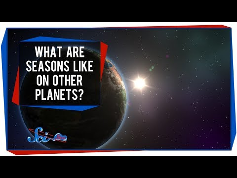 None - Is There a Spring Season on Other Planets Besides Earth?