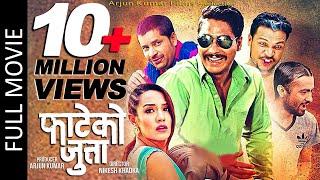 FATEKO JUTTA - New Nepali Full Movie 2019 | Saugat Malla | Priyanka Karki | Barsha Raut | Dayahang